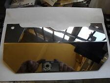 Lambretta series 3 sx special  tv li gp stainless steel mirror splash plate.