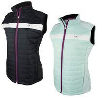 Benross Ladies Pearl Pro Shell Gilet -Bodywarmer Padded Warm Golf Top Vest Gilet