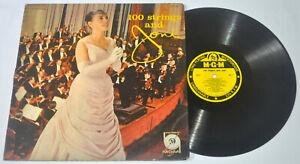 U.S. Pressing JONI JAMES 100 Strings And Joni LP Vinyl Record
