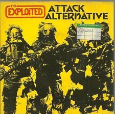 THE EXPLOITED ATTACK ALTERNATIVE 45 GIRI