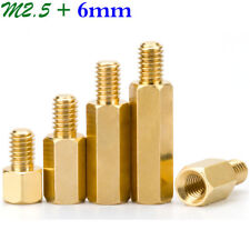 M25 Brass Male Female Hex Column Standoff Support Spacer Pillar For Pcb Board