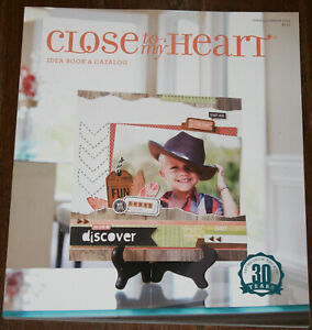 Close To My Heart SPRING SUMMER 2014 IDEA BOOK & CATALOG New