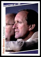 Merlin Shooting Stars (1991-1992) Peter Shreeve (Tottenham Hotspur) No. 388