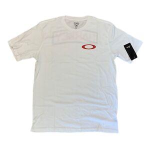 Men's Oakley Logo Tee Size L