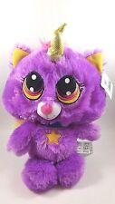 """Purple Kitty Cat Unicorn 12"""" Stuffed Animal Plush Fiesta Soft Doll"""