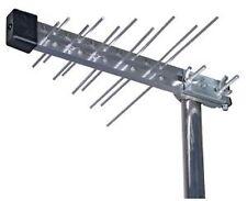 LABGEAR LOFT COMPACT LOG PERIODIC WIDEBAND DIGITAL TV AERIAL JUST 40CM LONG