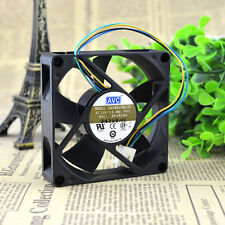 1 PCS AVC Fan DA08020B12U  DC 12V 0.46A  80x80x20mm 4 Pin
