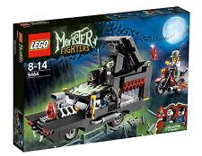 LEGO MONSTER FIGHTERS nomadi vampiro tomba (9464) NUOVO E OVP
