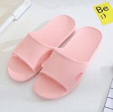 GB# Soft Summer Sports Beach Shower Sandals Home Bath Slippers Women Men Shoes