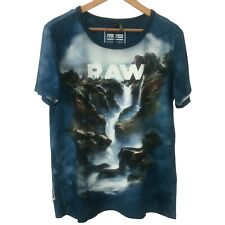 NWT G-Star Raw Jaden Smith Forces of Nature Men's T-Shirt Size XL