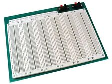 Velleman SDTP049 SOLDERLESS BREADBOARD - 4660 TIE POINTS