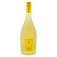 Wein Weiß Glitzernd Falanghina Quid der Sannio 75 CL X 6 Flaschen