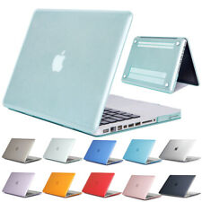"""For MacBook Pro 13"""" Air 11 12 Inch Crystal Slim Hard Plastic Case Cover Shell"""