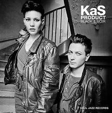 KAS PRODUCT - BLACK & NOIR MUTANT SYNTH-PUNK FROM FRANCE 1980-83 2 VINYL LP NEU