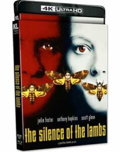 Silence Of The Lambs (w/slipcover) - ULTRA 4K HD Blu Ray    - sealed