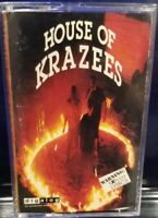 House of Krazees - Home Sweet Home ORIGINAL PRESS RARE Cassette Tape twiztid hok