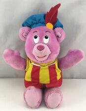 "Fisher Price Disney Gummi Bears Cubbi Plush Stuffed Animal 13"" Vintage 1985"