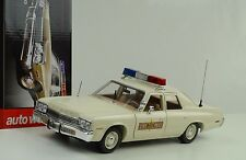 1974 Dodge Monaco Illinois state police 1:18 ERTL voiture world