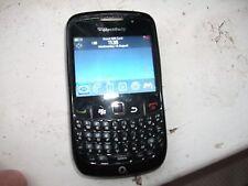 Blackberry Curve 8520-Negro Desbloqueado