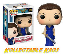 Wonder Woman (2017) - Wonder Woman (Blue Dress) Pop! Vinyl 177