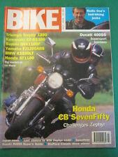 BIKE - RADIO ONE JOCKS - July 1992 #231