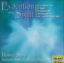 Evocation of the Spirit (CD, May-1995, Telarc Distribution)