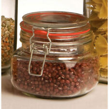 Premier Housewares Glass Kitchen Canisters & Jars