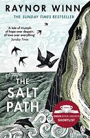 The Salt Path by Raynor Winn - Bestselling True Story Book - Paperback