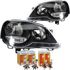 Scheinwerfer Set VW Polo V Bj. 05/05->> inkl. Motor inkl. PHILIPS Lampen