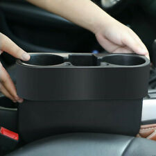 Multi-function Car Cup Holder Central Storage Box Drink Organizer Accessories