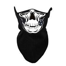 Skull Neoprene Winter Neck Warm Face Mask Veil Sport Motorcycle Ski Bike Mask US