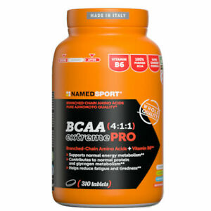 Named Sport BCAA 4:1:1 Extreme Pro Compresse 310 TABLES