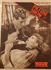 1946 PICTURE SHOW & Film- DOROTHY McGUIRE & GUY MADISON in TILL THE END OF TIME