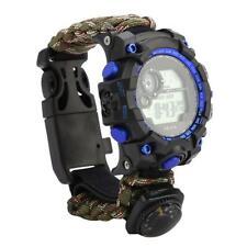 Überleben Paracord Armband-Feuerstein ElR8