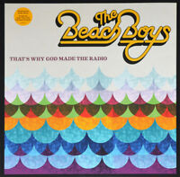 The Beach Boys – That's Why God Made The Radio Vinyl LP Capitol 2012 NEW/SEALED