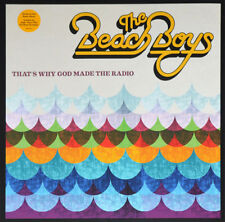 The Beach Boys ‎– That's Why God Made The Radio Vinyl LP NEW