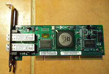 Tarjeta Fibre Channel Qlogic QLA2342R pci-x 133 Dual port 2 GB. SUN o PC