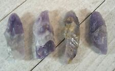 Auralite-23 Natural Point Wand Crystal  Reiki Wicca  Healing Protection 25645E