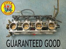 2000-2001 Suzuki GSXR 750, Throttle bodies, fuel injectors, GUARANTEED GOOD