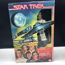 "1979 MEGO STAR TREK FIGURE 12 INCH 12"" MOC NIB BOX ENTERPRISE CAPTAIN JAMES KIRK"