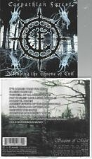 CD--CARPATHIAN FOREST | --DEFENDING THE THRONE OF EVIL
