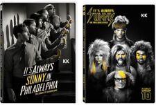 It's Always Sunny in Philadelphia Season 9 + 10 Series  Nine Ten New DVD Reg 1