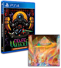 Limited Run #75: NeuroVoider Soundtrack Bundle + Protective Case (PS4)