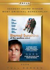 Eternal Sunshine Of The Spotless Mind (Full Screen Edition), New Dvd, Jim Carrey