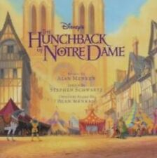 The Hunchback Of Notre Dame Original Soundtrack - Various Artists (NEW CD)