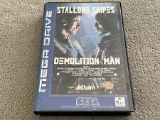 Demolition Man - Sega Mega Drive - AUS PAL