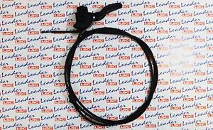 GENUINE Vauxhall COMBO CORSA TIGRA - BONNET CABLE with HANDLE - NEW - 24459583