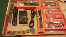 Lionel HO 5745 Southern Pacific Military Train Set with Set Box & Orig.Indiv.