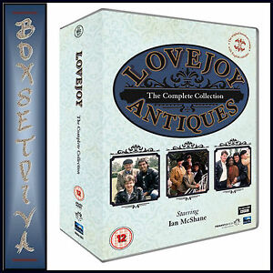 LOVEJOY - THE COMPLETE COLLECTION -SERIES 1 2 3 4 5 & 6 *BRAND NEW DVD BOXSET**