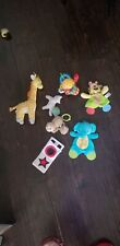 Huge Lot Baby / Infant Development Toys, Rattles,Teethers